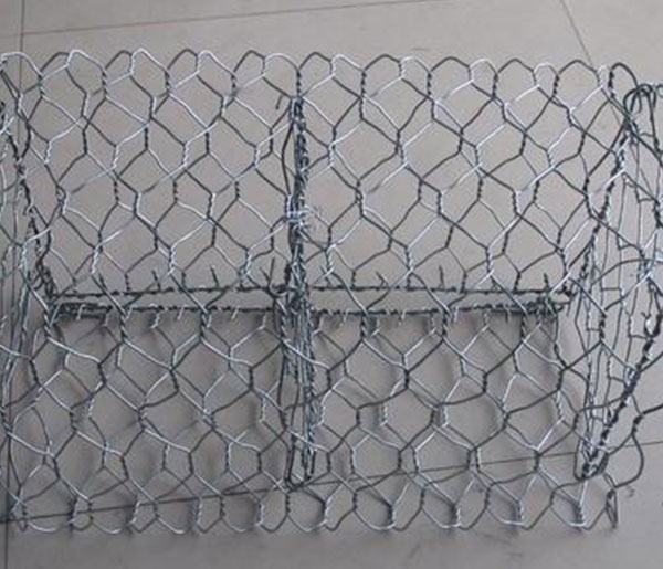 电焊石笼网生产